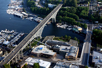 99 Bridge and Fremont Draw Bridge