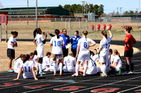 Woodmont Girl's Varsity Tournament @ Hillcrest 3-8-14